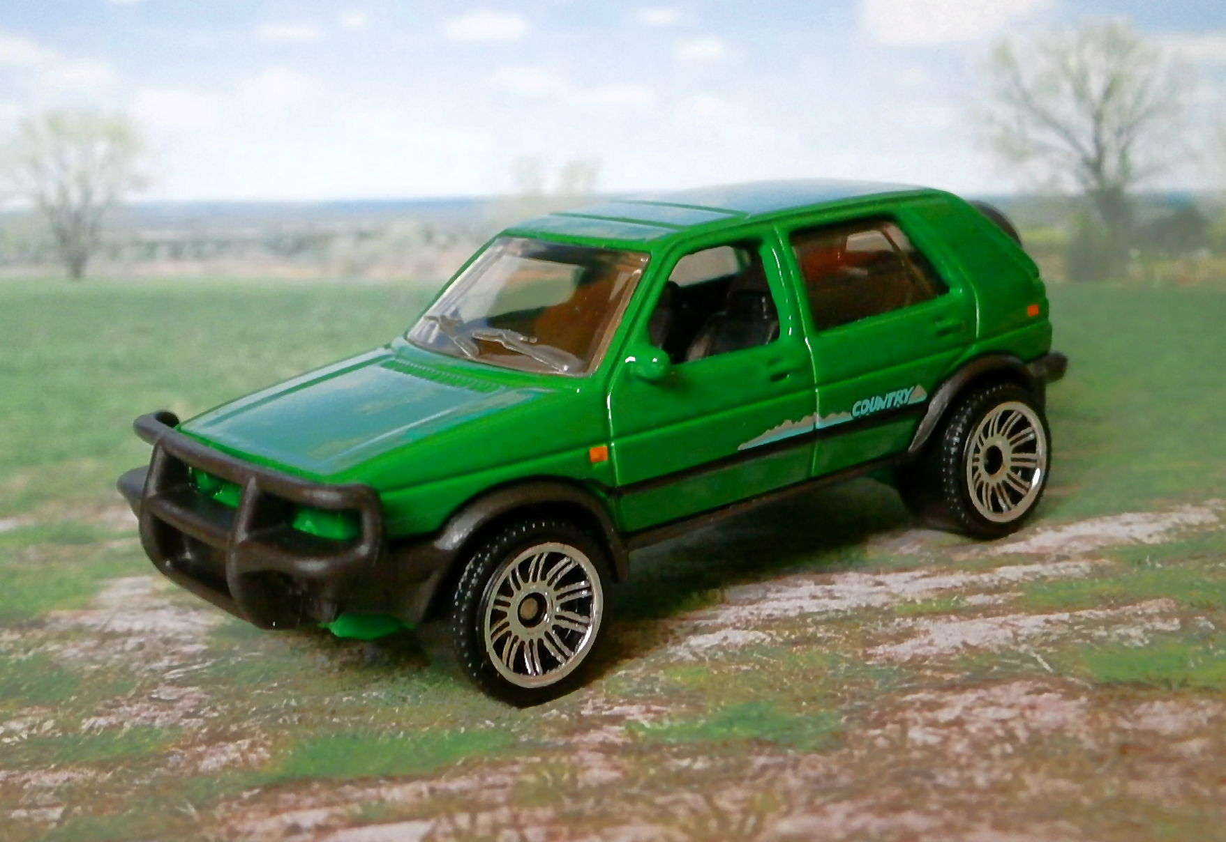 90 volkswagen golf country matchbox cars wiki fandom. Black Bedroom Furniture Sets. Home Design Ideas