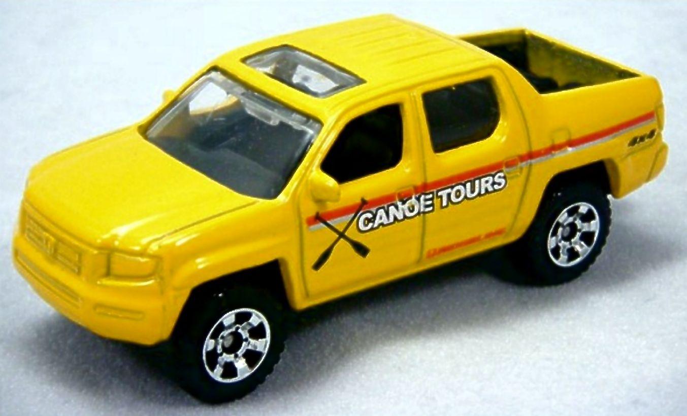 Honda Ridgeline 2007 Matchbox Cars Wiki Fandom Powered By Wikia Modified Mb1071 Model