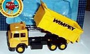 Tipper Truck IVECO (K-139 1987)