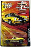 Lotus Europa Superfast 40 th Matchbox 7th Gathering