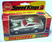 Datsun 240 Z Rally Car In Box)
