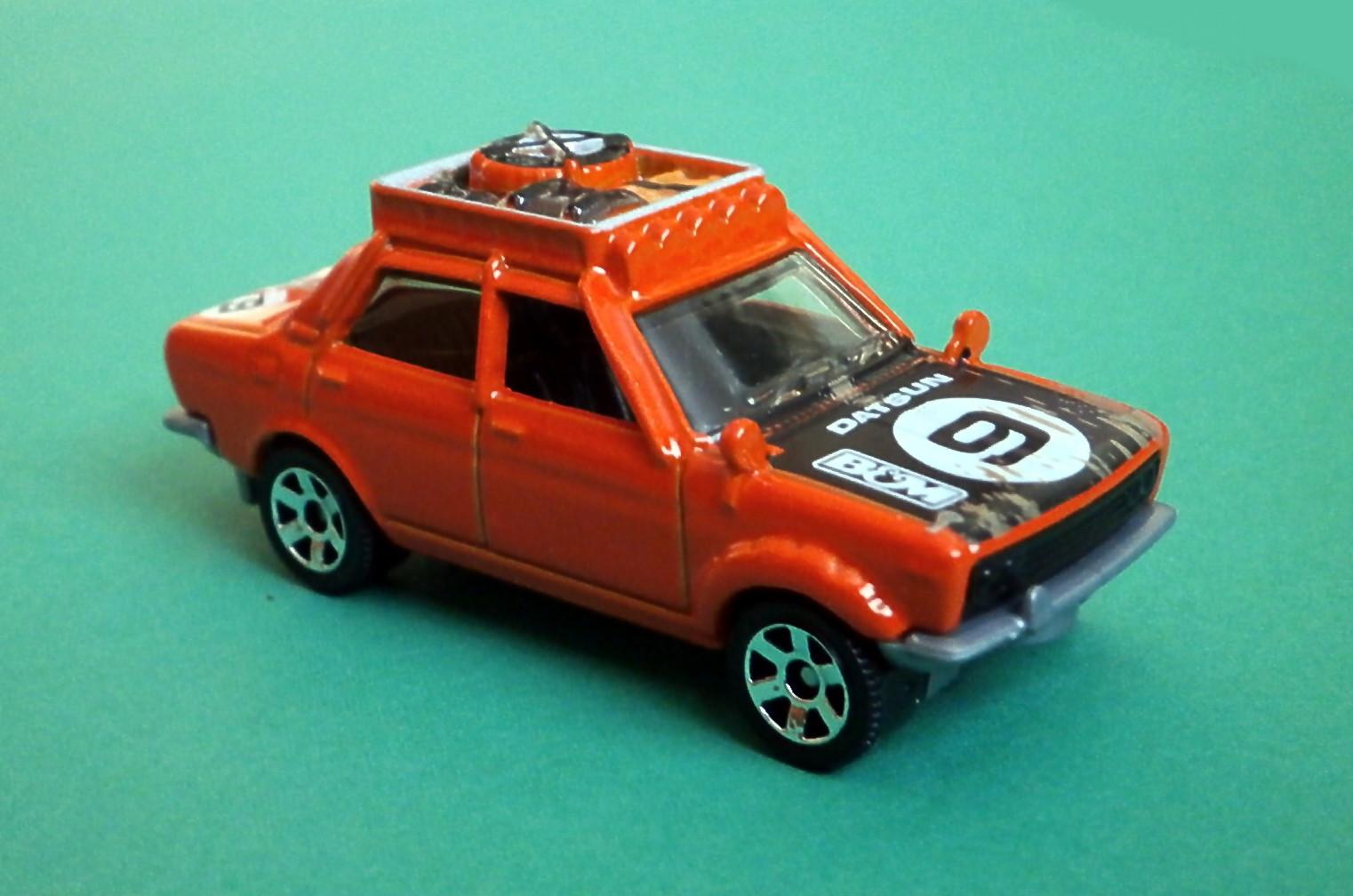 ´70 Datsun 510 | Matchbox Cars Wiki | FANDOM powered by Wikia