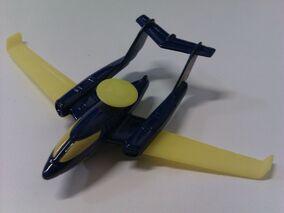 Radar Search Plane