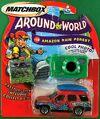 Around the World (Amazon Rain Forest Nissan Xterra)