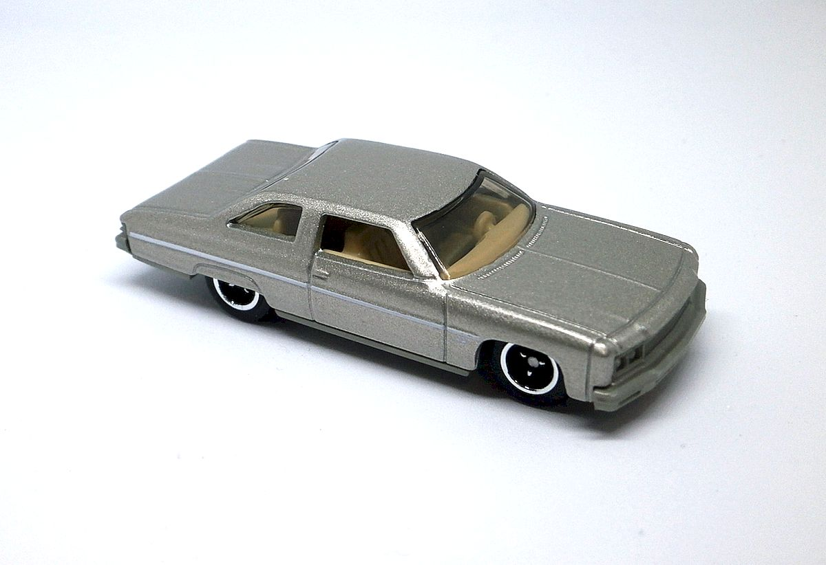 Lot of 2 2019 Matchbox /'75 CHEVY CAPRICE