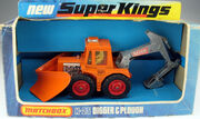 Digger and Plough (K-25 1977-80)