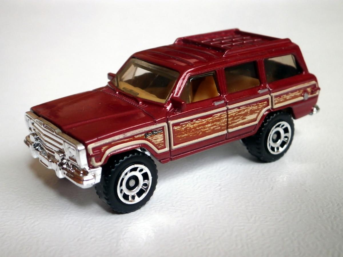 Jeep Wagoneer | Matchbox Cars Wiki | FANDOM powered by Wikia