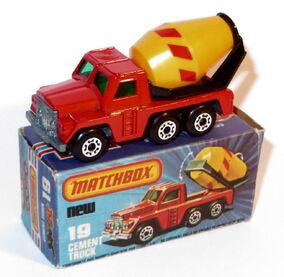 Cement Truck (1977-1981)