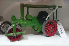 Aveling and Porter Steam Roller (Y-11)