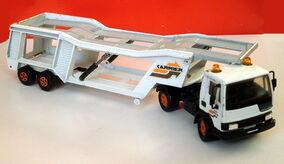 Car Transporter LEYLAND (K-120)