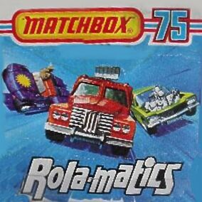 Matchbox (Rola-matics)