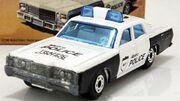 Mercury Park Lane Police Car (Superfast)