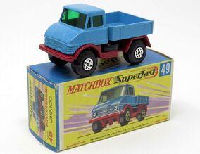Unimog (1970-72 in Box)
