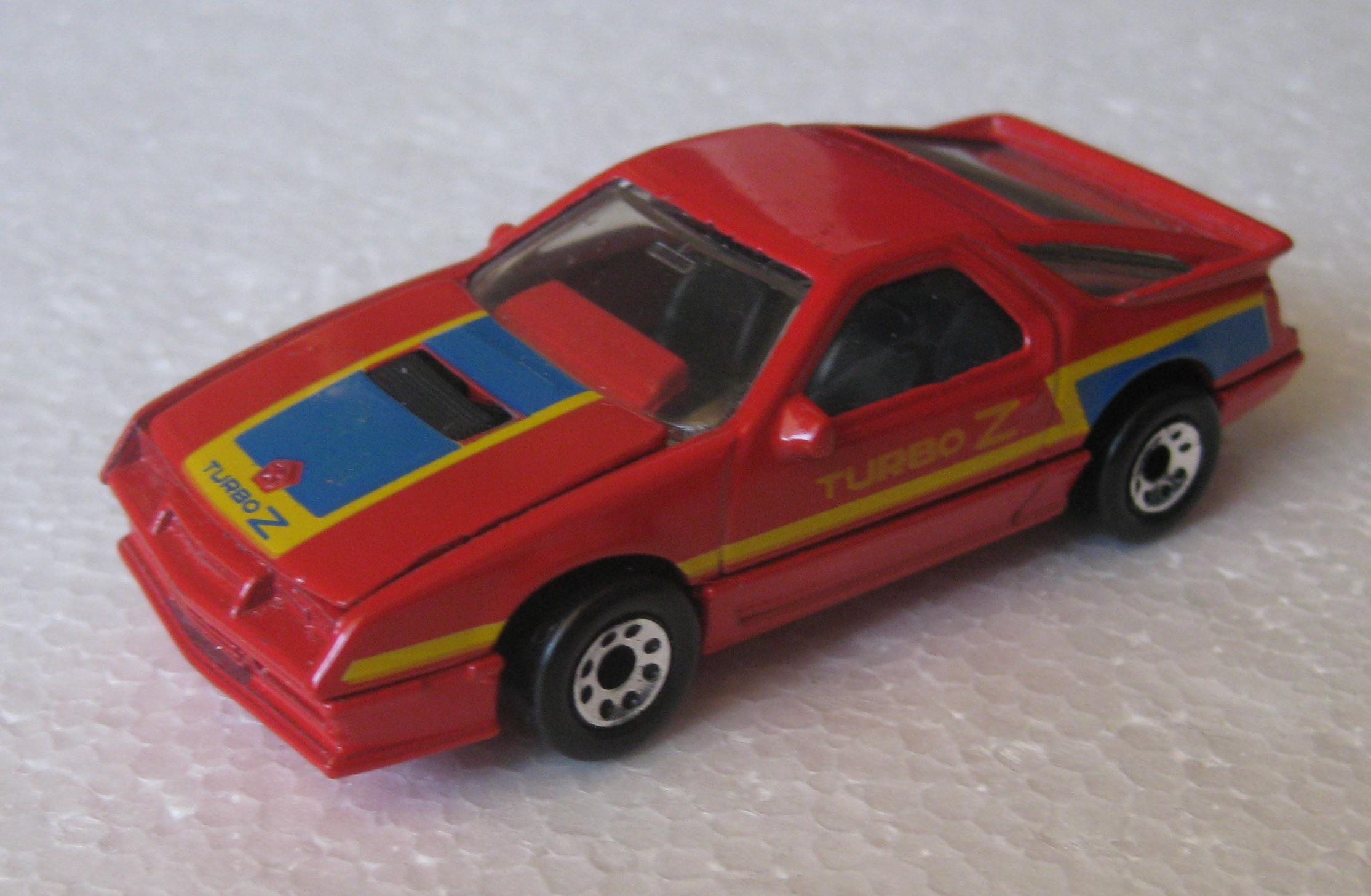 1984 Dodge Daytona Turbo Z | Matchbox Cars Wiki | FANDOM powered by