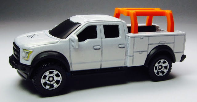 2015 ford f 150 contractors truck matchbox cars wiki. Black Bedroom Furniture Sets. Home Design Ideas