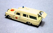 Mercede-Benz Binz Ambulance (King Size rear)