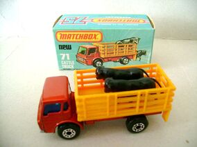 Cattle Truck (1977-80)