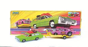 Drag Pack (1971-75)