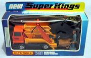 Skip Truck Bedford (K-28 in box)