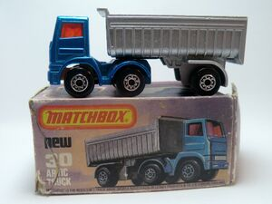 30 Leyland Articulated Truck 1981
