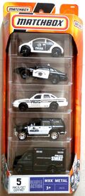 Police (2006 5 Pack)