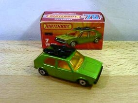 VW GOLF (1976 in Box)