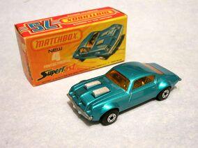 Pontiac Firebird (1975-79)