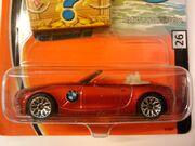 Buried Treasure BMW Z4