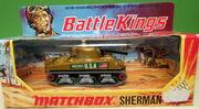 Sherman Tank (K-101 in Box)