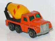 Cement truck (4345) MX L1180443