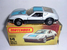 Rallye Royale (1981-82)