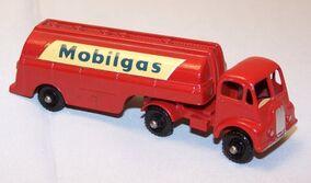 Mobilgas Tanker