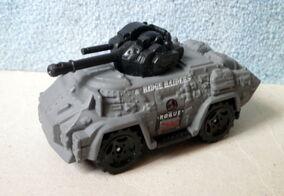 Armor Recon Vehicle ( A.R.V.) (2008)