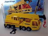 Hercules Mobile Crane (K-12) (K-113)