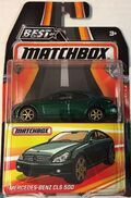 Mercedes-Benz CLS 500 (Matchbox BEST OF 2017)