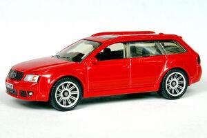 Red Audi RS6 Avant - 6703df