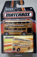 Best of Matchbox 2016 Routemaster Bus