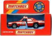 US Police Car (Limited Edition Box)
