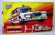 Ambulance (Speed Kings Version box)