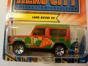 Hero city land rover 90