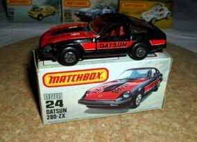 Datsun 280ZX (Phantom Z 1982)