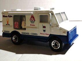 Snack Truck (1998 White)