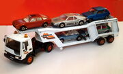 Leyland Car Transporter (Load)