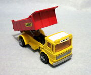 Leyland Tipper (K-37 White Roof)