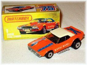 Dodge Challenger Hot Rod (1982)
