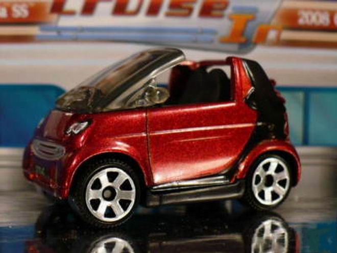 Smart Fortwo Coupe Matchbox Cars Wiki Fandom Powered By Wikia