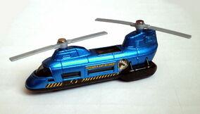 Transport Helicopter (2011 SB-58)