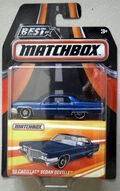 Best of Matchbox 2016 Cadillac De Ville