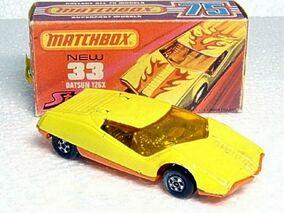 Datsun 128X (MB33)