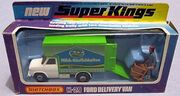 Ford Delivery Van (Mr.Softy)